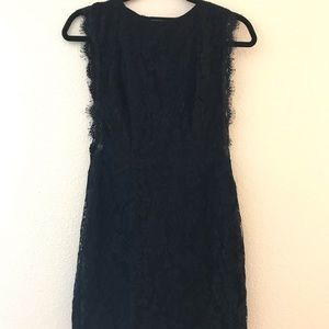 Urban Outfitters Mini LBD Lace/Exposed Back